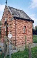 De kapel aan de buitenkant